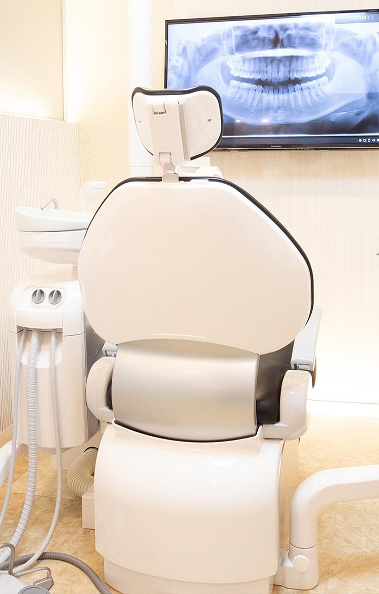 気軽に行ける、笑顔になれる歯科医院